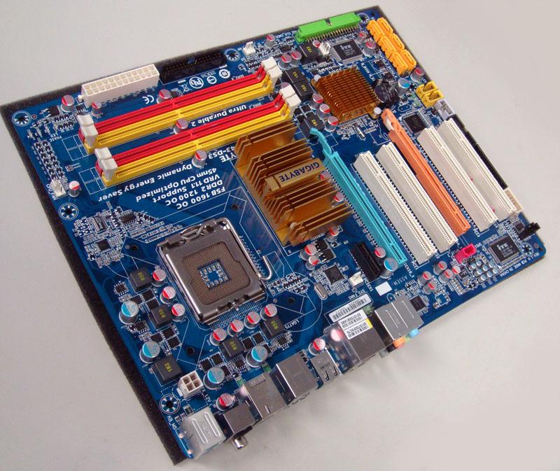 Intel eaglelake p45